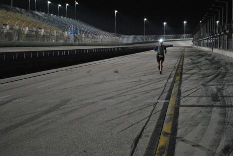 Homestead Speedway finish