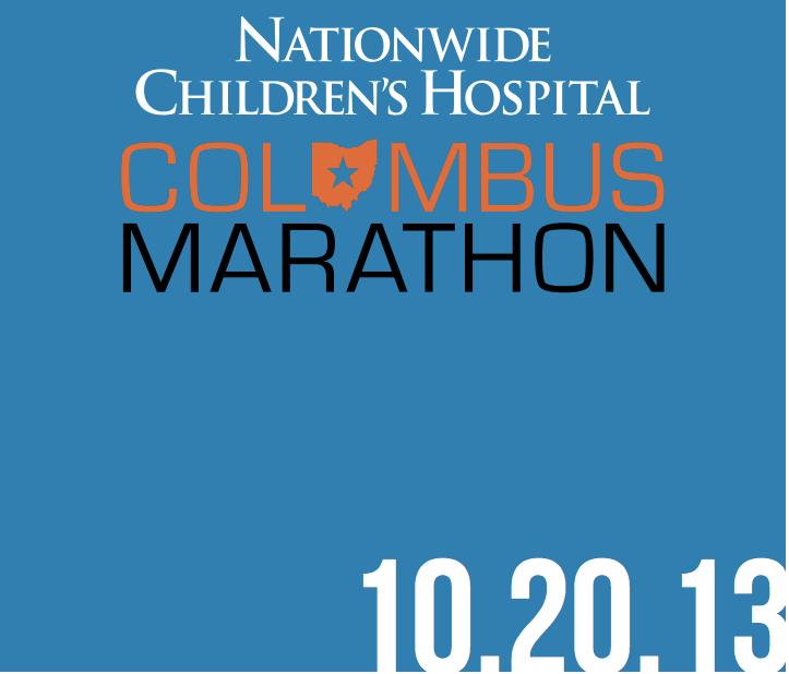 2013 Columbus Marathon